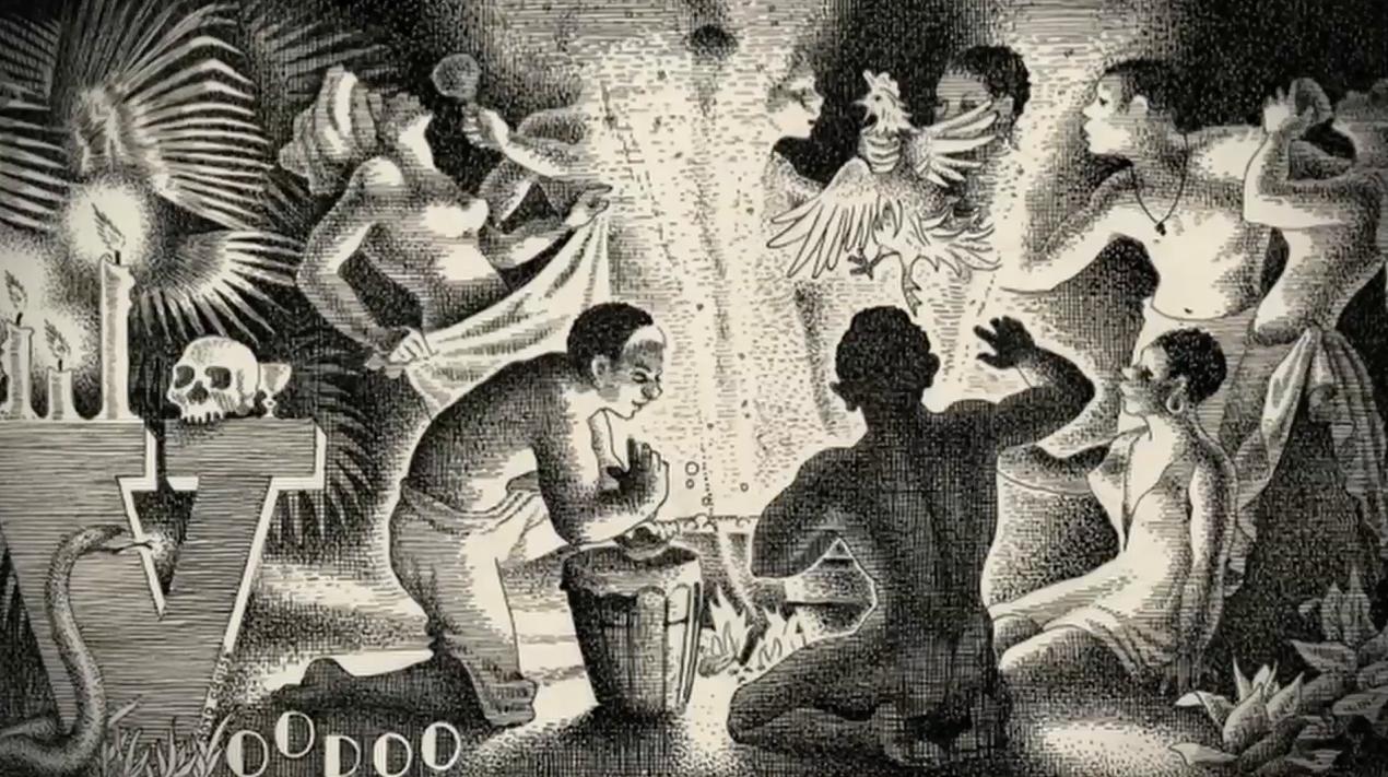 how to begin practicing voodoo