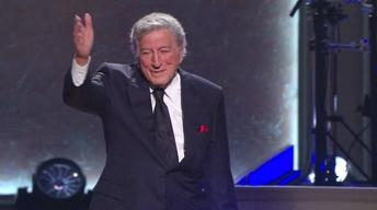 "S2014: Tony Bennett Performs ""New York State of Mind"""