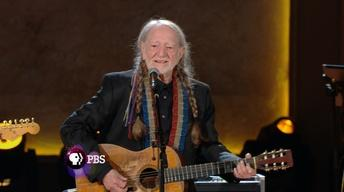S2015: Willie Nelson: The Library of Congress Gershwin Prize