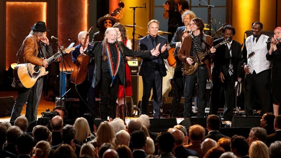 S2015 Ep1: Willie Nelson: The Library of Congress Gershwin P image