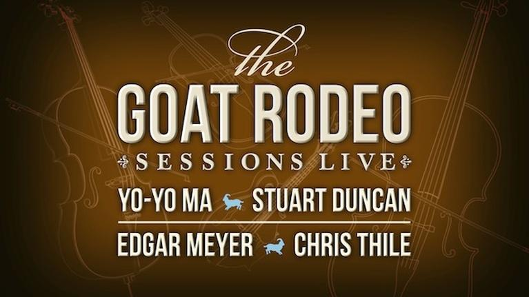 The Goat Rodeo Sessions Live: Promo