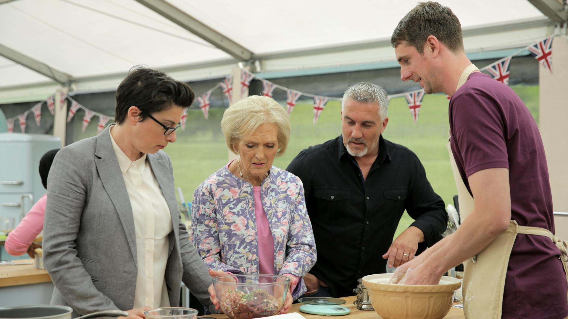 Great British Baking Show – Doubleheader!