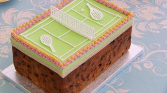 S3: How to Make a Tennis Cake