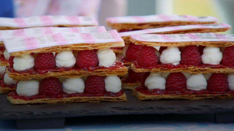 What is a Classic Mille-Feuille?