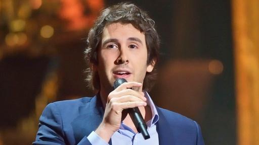 "Josh Groban Sings ""Not While I'm Around"" from ""Sweeney Todd"""