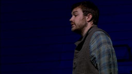 Stephen Costello Performs Ishmael in Moby-Dick