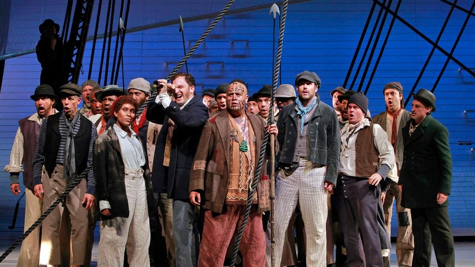 San Francisco Opera's Moby Dick image
