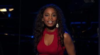 "Anika Noni Rose Performs ""Another Hundred People"""