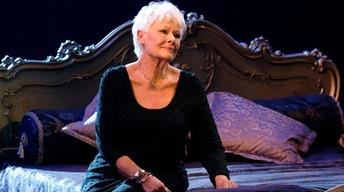 "Judi Dench Sings Sondheim's ""Send in the Clowns"""