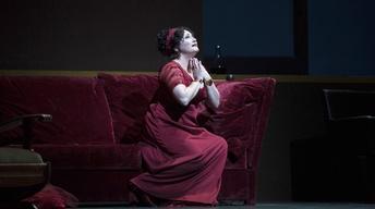 "GP at the Met: Tosca Aria ""Vissi d'arte"""