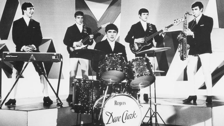 The Dave Clark Five And Beyond - Glad All Over. Film Trailer