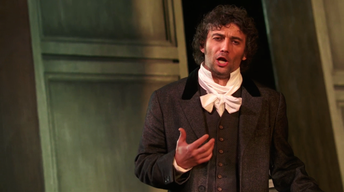"Jonas Kaufmann Sings Werther's Aria ""O Nature"""