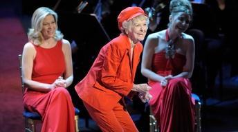 "Elaine Stritch: ""I'm Still Here"" at Sondheim Tribute"