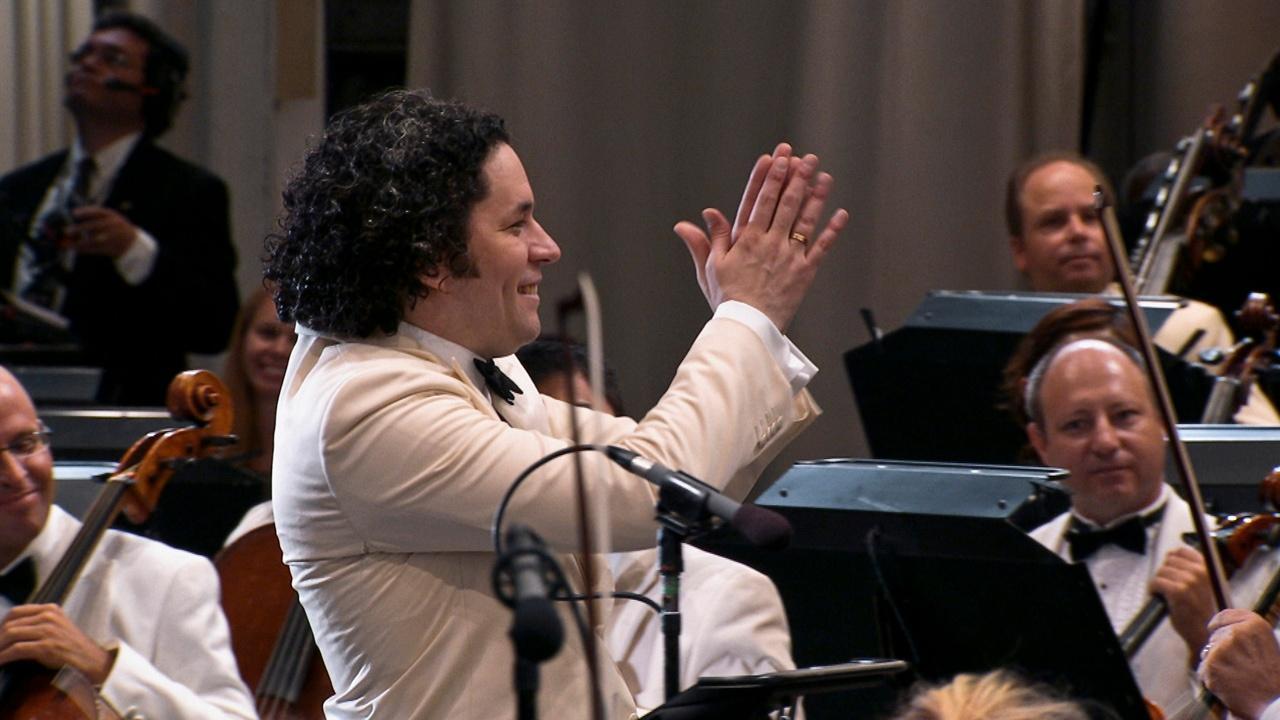 Dudamel Conducts Verdi Requiem at the Hollywood Bowl