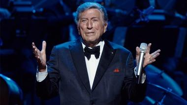 "Tony Bennett Sings ""How Do You Keep the Music Playing?"""