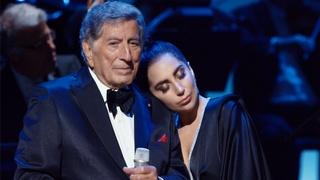Tony Bennett and Lady Gaga Sing