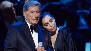 "Tony Bennett and Lady Gaga Sing ""Nature Boy"""