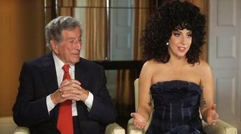 S39 Ep10: Tony Bennett and Lady Gaga on Making Cheek to Chee