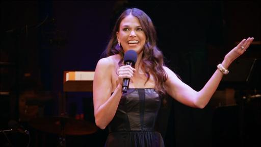 "Sutton Foster Sings ""Anything Goes"" - American Voices"