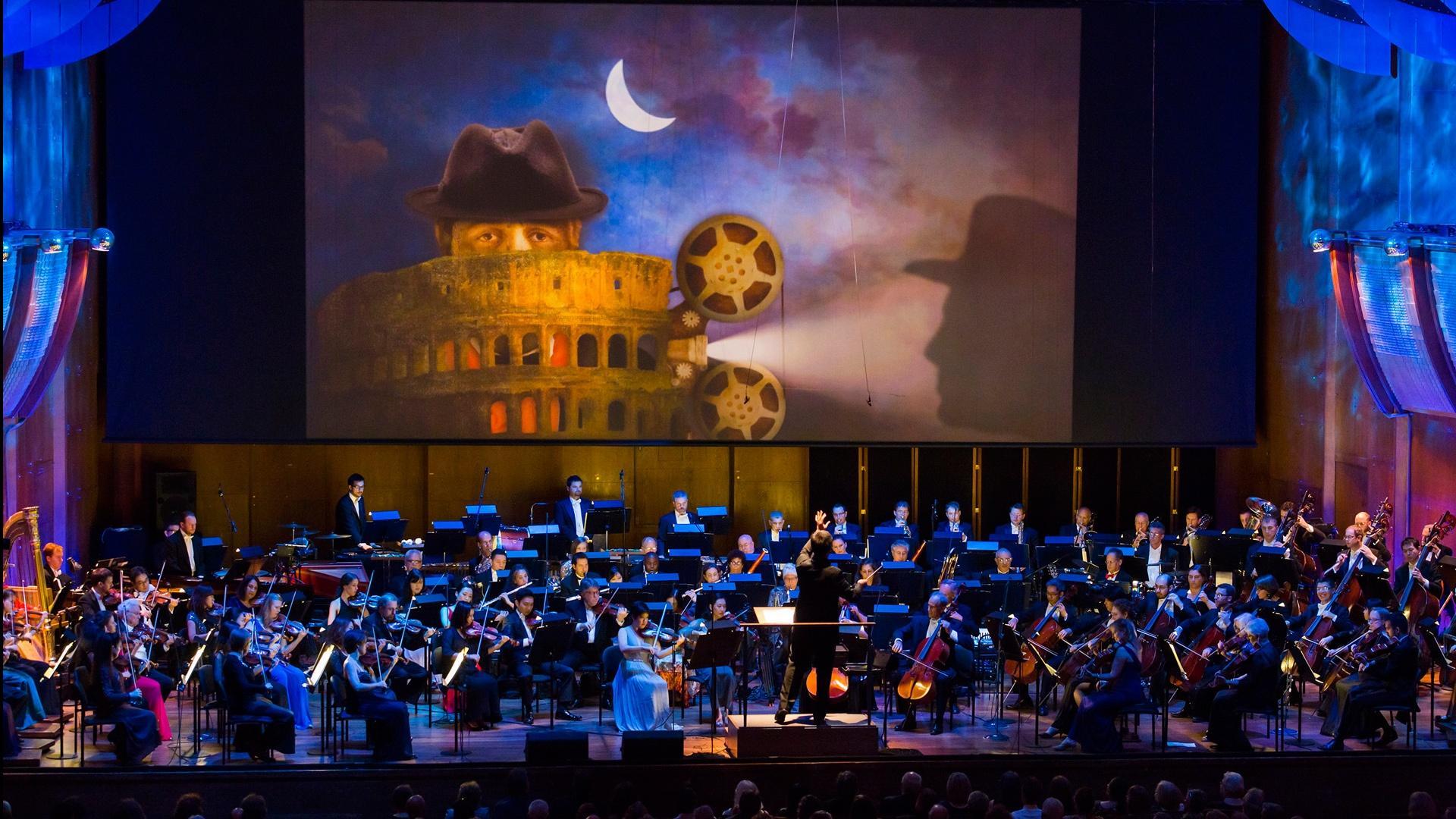 La Dolce Vita: The Music of Italian Cinema   Full Program