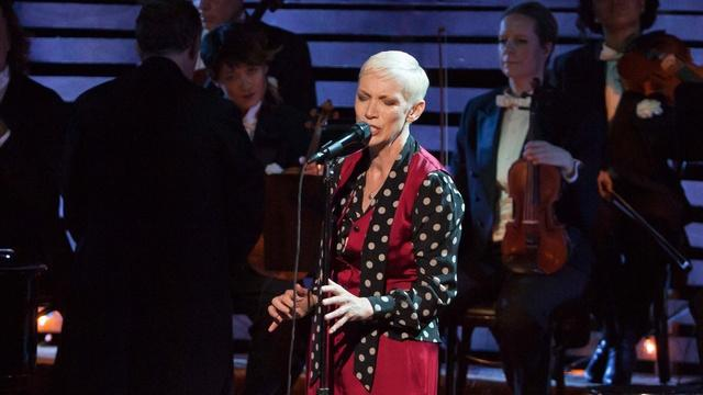 Annie Lennox: Nostalgia Live in Concert -
