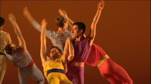 "Mark Morris Dance Group: L'Allegro, ""The Stupid Men's Dance"""
