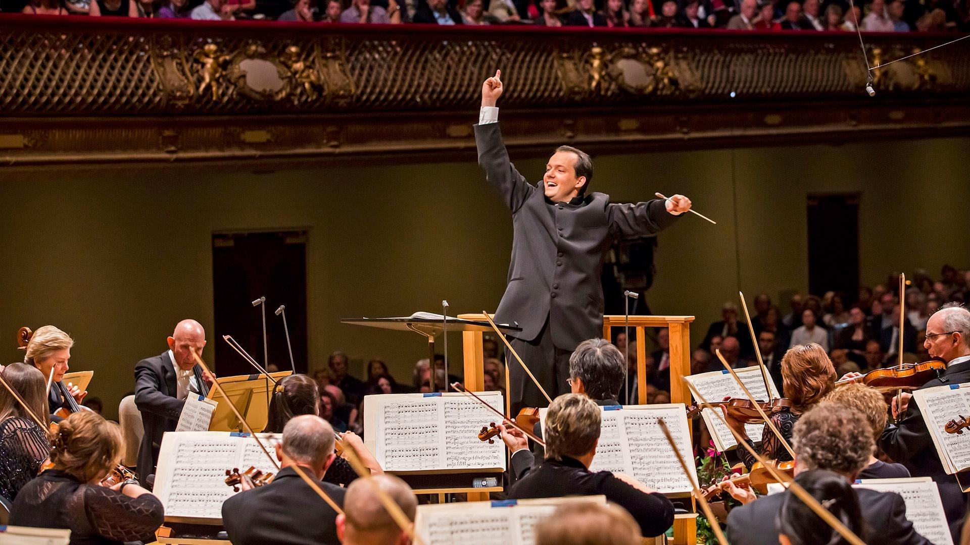 Boston Symphony Orchestra: Andris Nelsons