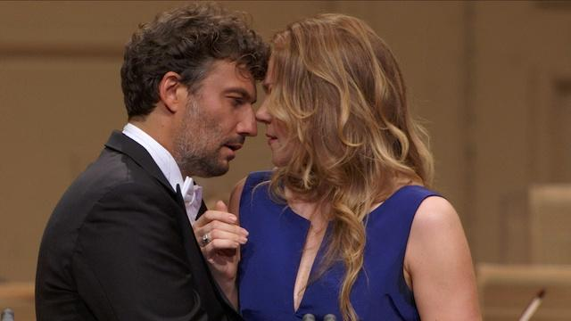Jonas Kaufmann and Kristine Opolais: