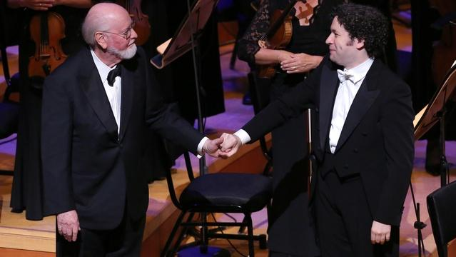Dudamel Conducts LA Phil in John Williams Celebration