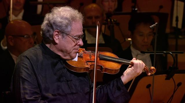 Itzhak Perlman Plays Cadenza from Fiddler on the Roof