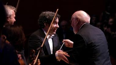 Dudamel Conducts A John Williams Celebration With The La