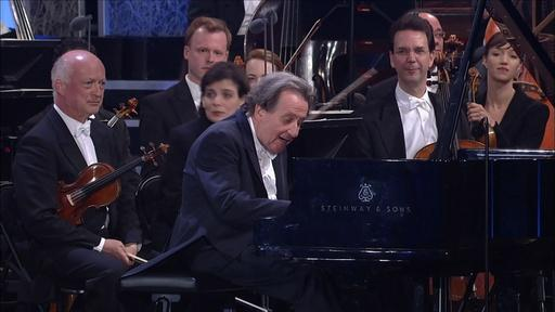 Rudolf Buchbinder, Vienna Philharmonic Summer Night Concert
