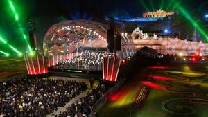 Vienna Philharmonic Summer Night Concert 2015 Full Episode