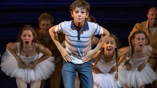 Billy Elliot the Musical Live - Preview