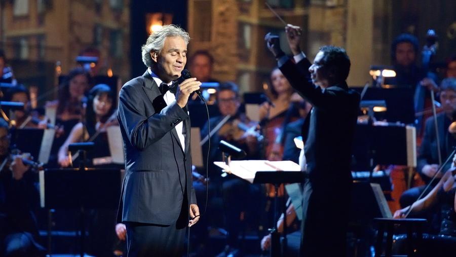 Great Performances: Andrea Bocelli