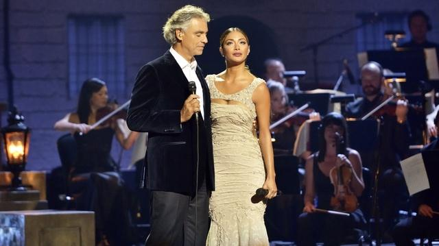 Andrea Bocelli: Cinema -