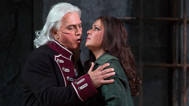 Il Trovatore: Anna Netrebko and Dimitri Hvorostovsky Duet