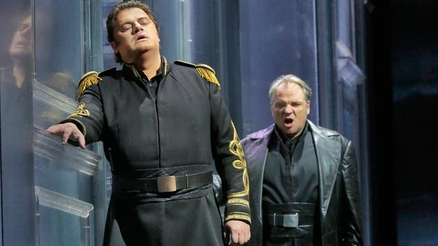 GP at the Met Otello: Iago and Otello Duet, Act II Finale