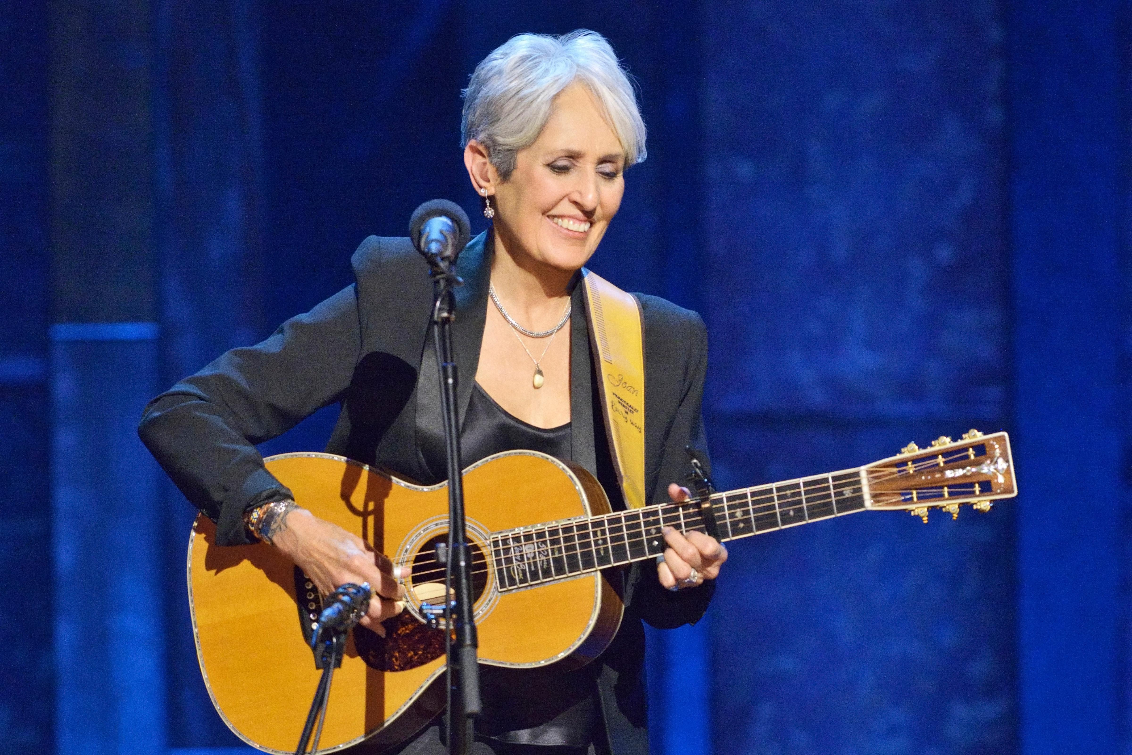 Joan Baez 75th Birthday Celebration Preview