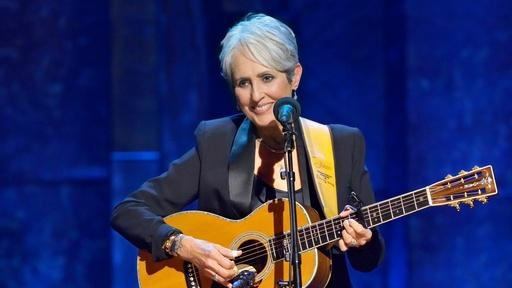 Joan Baez Sings 'Forever Young'