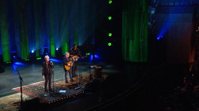 Joan Baez and Paul Simon Sing 'The Boxer'