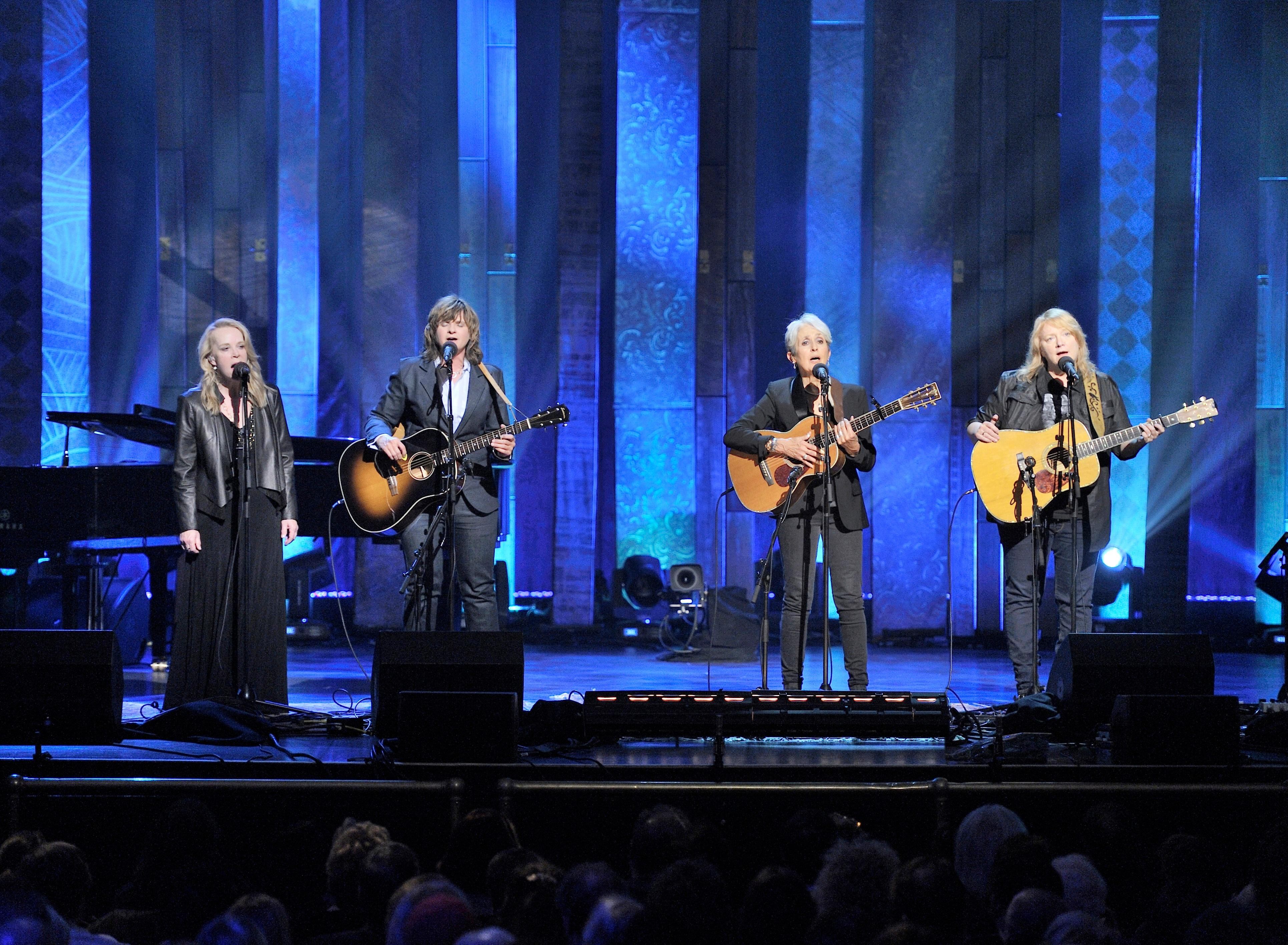Joan Baez with Indigo Girls and Mary Chapin Carpenter