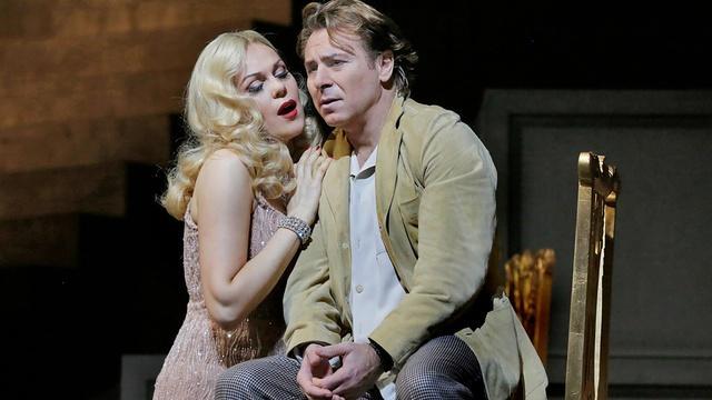 """Manon Lescaut: """"Ah vieni! Colle tue braccia"""""""