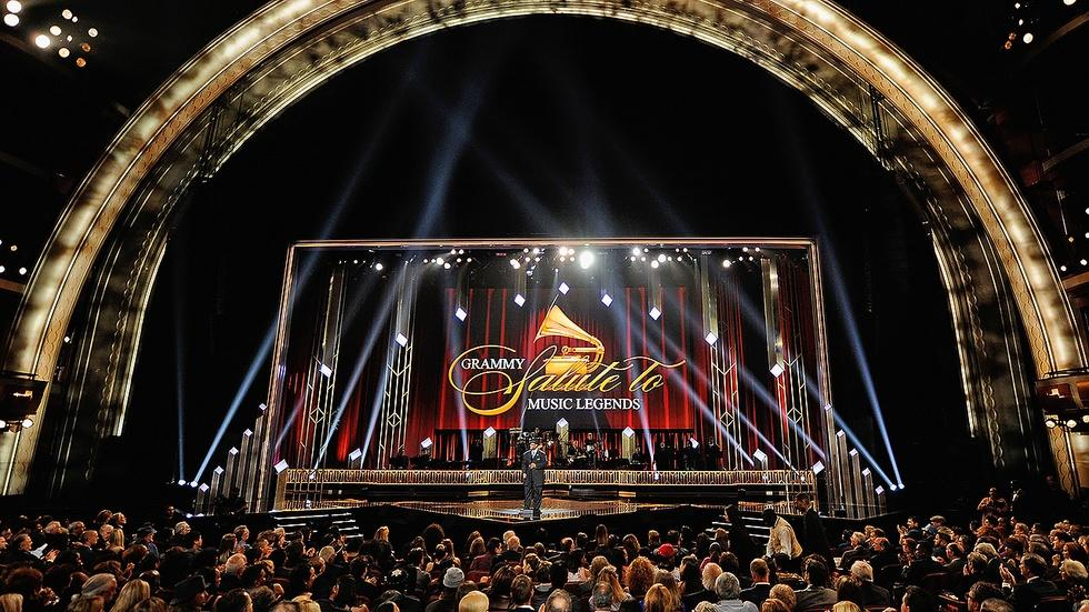 S43: GRAMMY Salute to Music Legends image