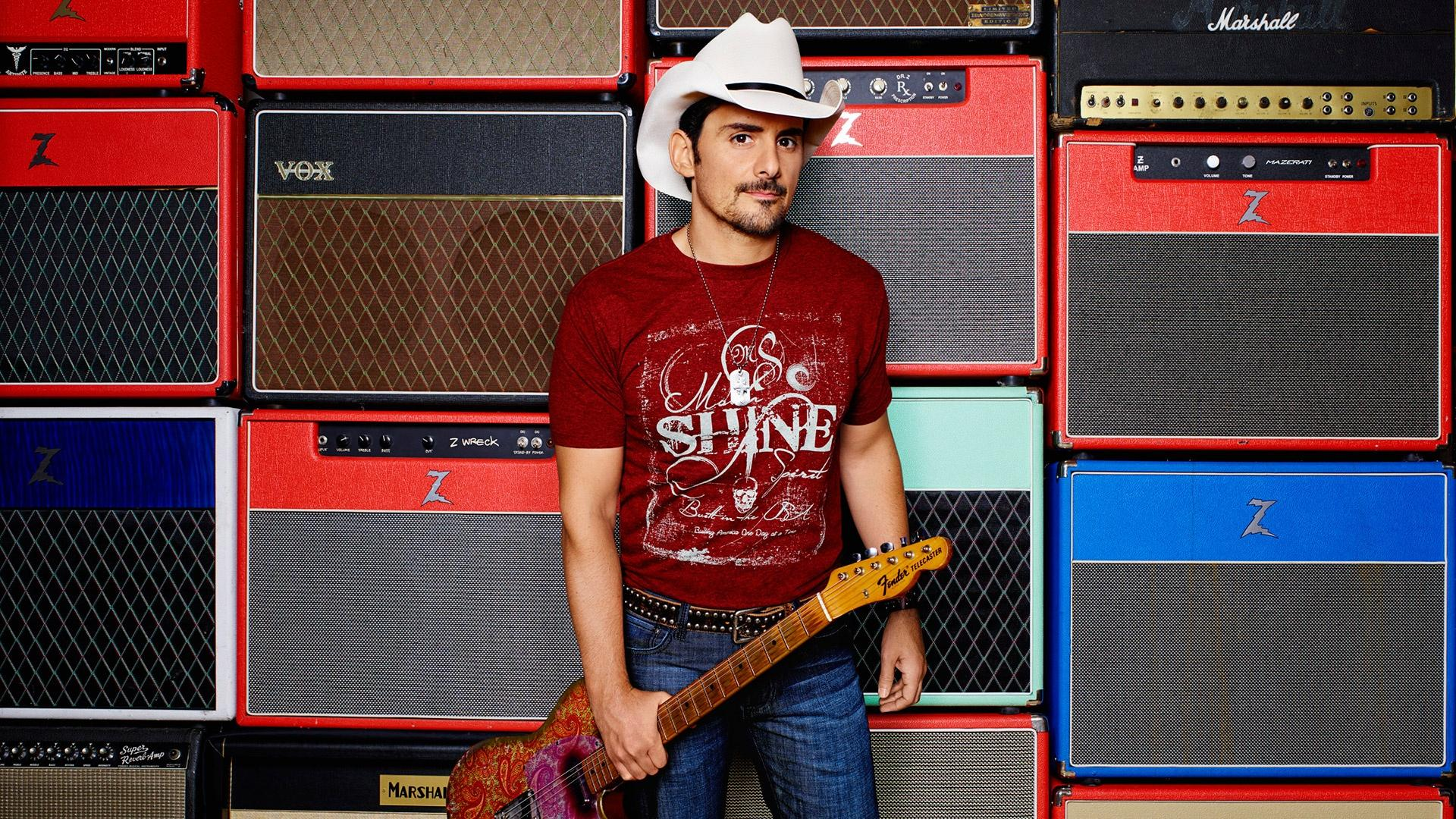 Brad Paisley – Landmarks Live in Concert Preview