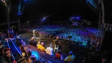 American Saturday Night | Brad Paisley at WVU