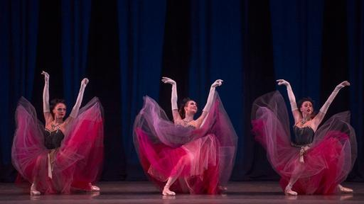 Ravel's La Valse | NYC Ballet in Paris