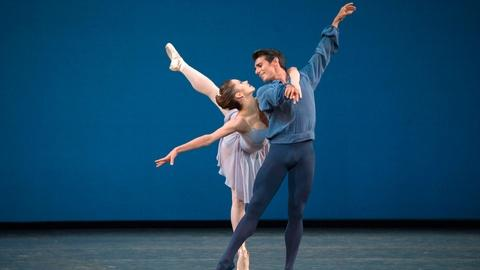 Great Performances -- S41 Ep8: Sonatine - NYC Ballet Symphony in C