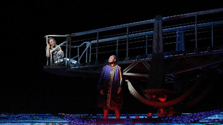 The Pilgrim in Act II   GMET: L'Amour de Loin