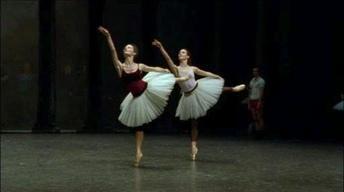 "La Danse: Rehearsing ""Pacquita"""